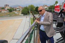 Seyir Terasları Sosyal Tesisleri Hizmete Açılıyor