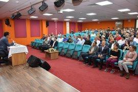 İl Müdürü Çalışkan Değerlendirme  Toplantısı Yaptı