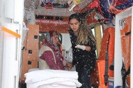 Karaman'da yolcu otobüsü devrildi: 25 yaralı