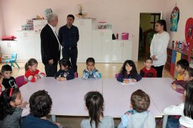 İl Müdürü Kuntoğlu'nun Okul Ziyaretleri Devam Ediyor