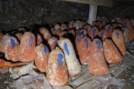 Mağarada üretilen peynir yıllık 3.5 milyon lira gelir sağlıyor