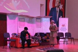 Gençler Arası Kültür Ve Sanat Yarışmaları İl Elemeleri Sona Erdi