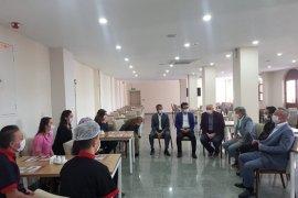 AK Parti Karaman Yönetimi Ziyaretlerine Hız Kesmeden Devam Ediyor