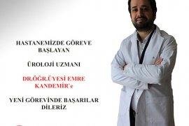 Karaman Eğitim ve Araştırma Hastanesine 6 Yeni Uzman Doktor
