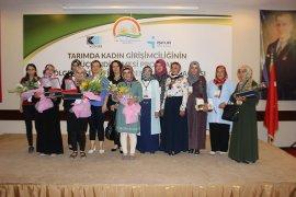 Kadın Girişimciler Sertifikalarını Aldı