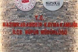 Kazımkarabekir İlçe Nüfus Müdürlüğü Yenilendi