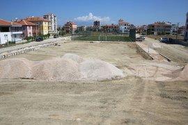 Mehmet Bey Mahallesine yeni park