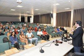 KMÜ'de Afrika'nın Sosyolojik Yapısı Konferansı