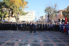 Atatürk Vefatının 81. Yıldönümünde Saygıyla Anıldı