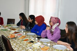İl Müdürü Çalışkan, Öğrencilerle Kahvaltıda Buluştu