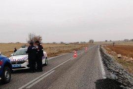 Karaman'daTrafik Kazası: 1 Ölü