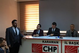 CHP Gençlik Kolları İl Kongresi Gerçekleşti