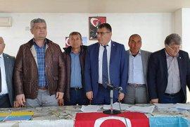 İYİ Parti 2. Olağan genel kurulu Ermenek ve Sarıveliler de yapıldı.