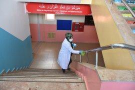 Sınava Girecek Öğrenciler İçin Okullar Hazırlandı