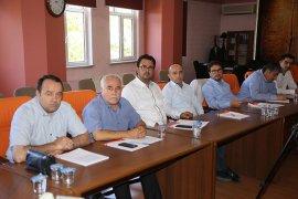 Karaman Belediyesi, Oda Ve Sivil Toplum Kuruluşlarıyla Bir Araya Geldi