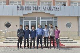KMÜ Öğrencileri 2018 Tübitak  Yarışmasına Katılacak