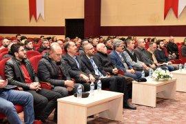 Karaman'ın Çiftçileri KMÜ'de Biraraya Geldi