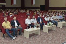 KMÜ'de 15 Temmuz Konulu Resim Sergisi Ve Konferans