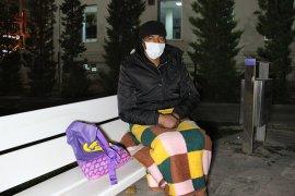 Kanser Hastası Gencin Sokakta yaşam mücadelesi