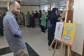 KMÜ Öğrencilerinden El Sanatları Sergisi