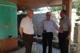 İl Genel Meclisi Başkanı Kapar, Köy Ziyaretlerine Devam Ediyor