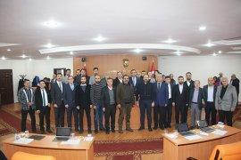 Yeni Yılın İlk Meclisi Toplandı