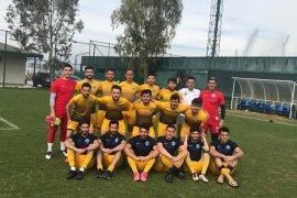 KMÜ Futbol Takımından Üçüncülük