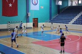 KMÜ Erkek Hentbol Takımı İkinci Oldu