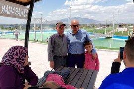 Türk Dünyası Kültür Parkı Bayramda Da Vatandaşların Gözdesi Oldu
