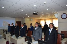İl Genel Meclisi Yeni Üyeler İle İlk Toplantısını Yaptı