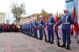 29 Ekim  Cumhuriyet  Bayramı  Kutlandı