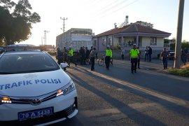 Karaman'da kamyon ile otomobil çarpıştı: 2 yaralı