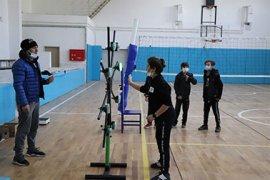 Sportif Yetenek  Tarama Testleri  Tamamlandı