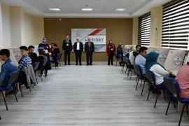 E-Sınav Salonunda İlk Sınav Sorunsuz Gerçekleştirildi