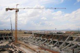 15 Bin Kişilik Stadyumun 2019'da Açılması Planlanıyor