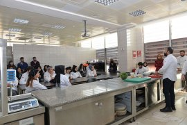 Şef Emre İdrisoğlu İle Workshop Eğitimi düzenlendi