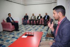 Başkan Çalışkan Camiler Ve Din Görevlileri Haftası Programına Katıldı