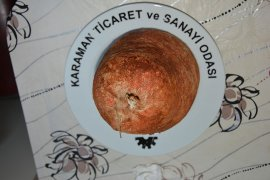 Divle Obruğu Tulum Peyniri Sertifika Töreni Düzenlendi