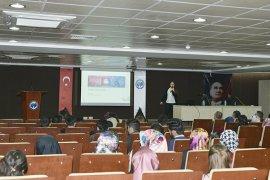 KMÜ'de UHeM, PRACE Ve Siber Saldırılar Eğitimi