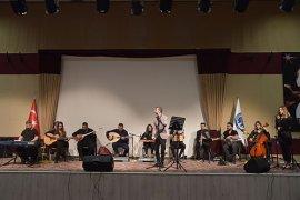 KMÜ'de Türk Sanat Müziği Konseri
