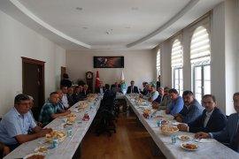 İl Genel Meclisinin 2018 Ekim Ay'ının ilk Toplantısı Ermenek'te Yapıldı