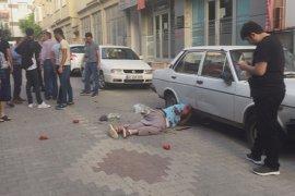 Şehir dışından minibüsle gelip öldüresiye dövüp gittiler