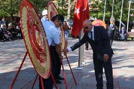 Başkan Çalışkan Gaziler Günü Programına Katıldı