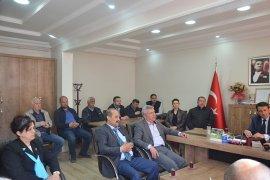 İYİ Partiden, Saadet ve CHP'ye ziyaret