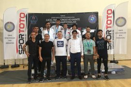 İşitme Engelli Judo Takımı Isparta'da Karaman'ın Sesi Oldu