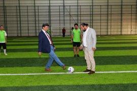 KMÜ'DE Birimler Arası Spor Oyunları Başladı