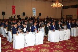 Rektör Akgül, 11. Kalkınma Planı Bölge İstişare Toplantısına Katıldı