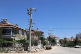 Şehit Muhammed Yalçın Ve Kızılay Caddesi Aydınlatılıyor