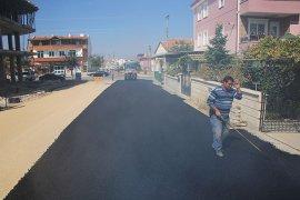 Tabduk Emre Mahallesi'nde Tüm Sokaklar Asfaltlanıyor