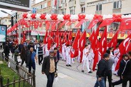 741. Türk Dil Bayramı Ve Yunus Emre'yi Anma Etkinlikleri Coşkuyla Kutlandı